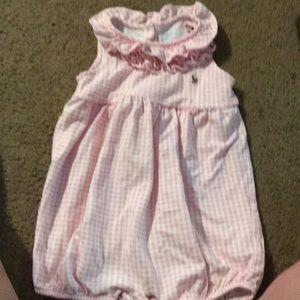 Polo Ralph Lauren girls outfit!